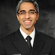 U.S. Surgeon General Vice Admiral Vivek H. Murthy