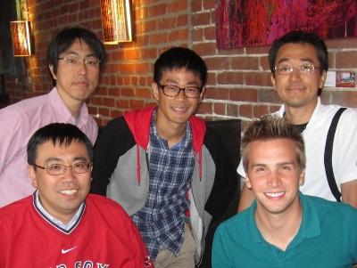 UMKC Associate Professor Yasuyoshi Ueki's Research Team