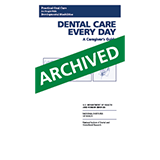 Dental Care Every Day: A Caregiver's Guide
