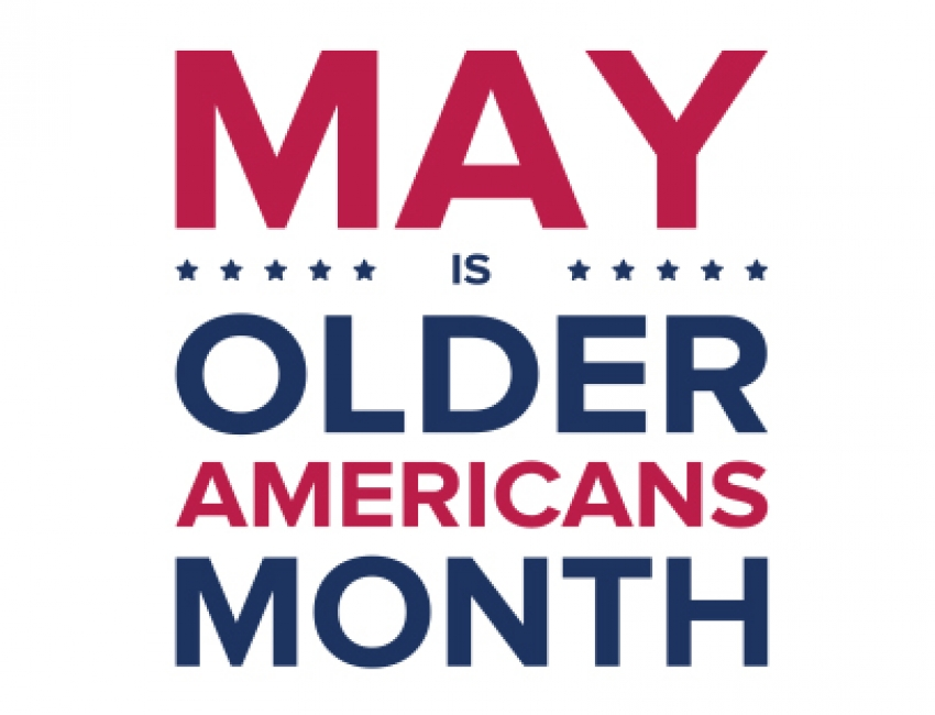 Older Americans Month observance