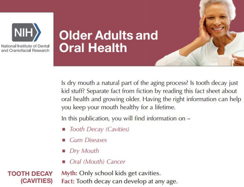 for older adults