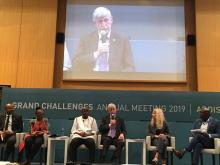 Dr. Francis Collins at Grand Challenges Meeting in Ethiopia