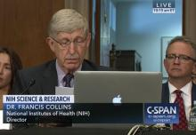 Dr. Francis Collins on C-SPAN