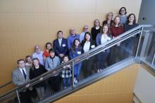 NIDCR Patient Advocates Visit Feb. 25, 2019
