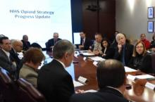 HHS Opioid Strategy Progress Update