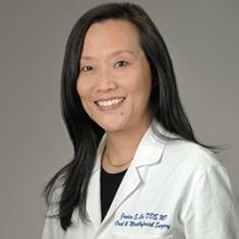Image of NIDCR Clinical Director, Dr. Janice Lee