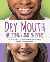Dry Mouth: Questions and Answers Cover