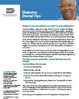 Diabetes: Dental Tips